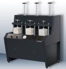 دستگاه نفوذ پذیری آب در بتن