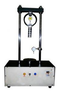 CBR Testing Machine with Proving Ring