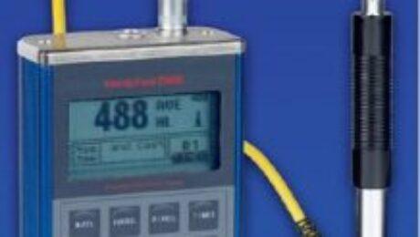 سختی سنج پرتابل SaluTron D600