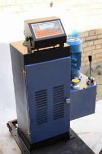 Brick Compression Machine