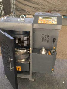 Digital Compression Machine and Bending Test