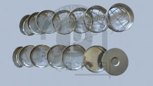 Electrical Sieve Shaker Used for